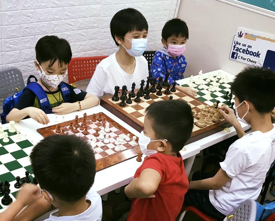 { en: 'C for Chess', cn: '香港棋藝教育' } 2