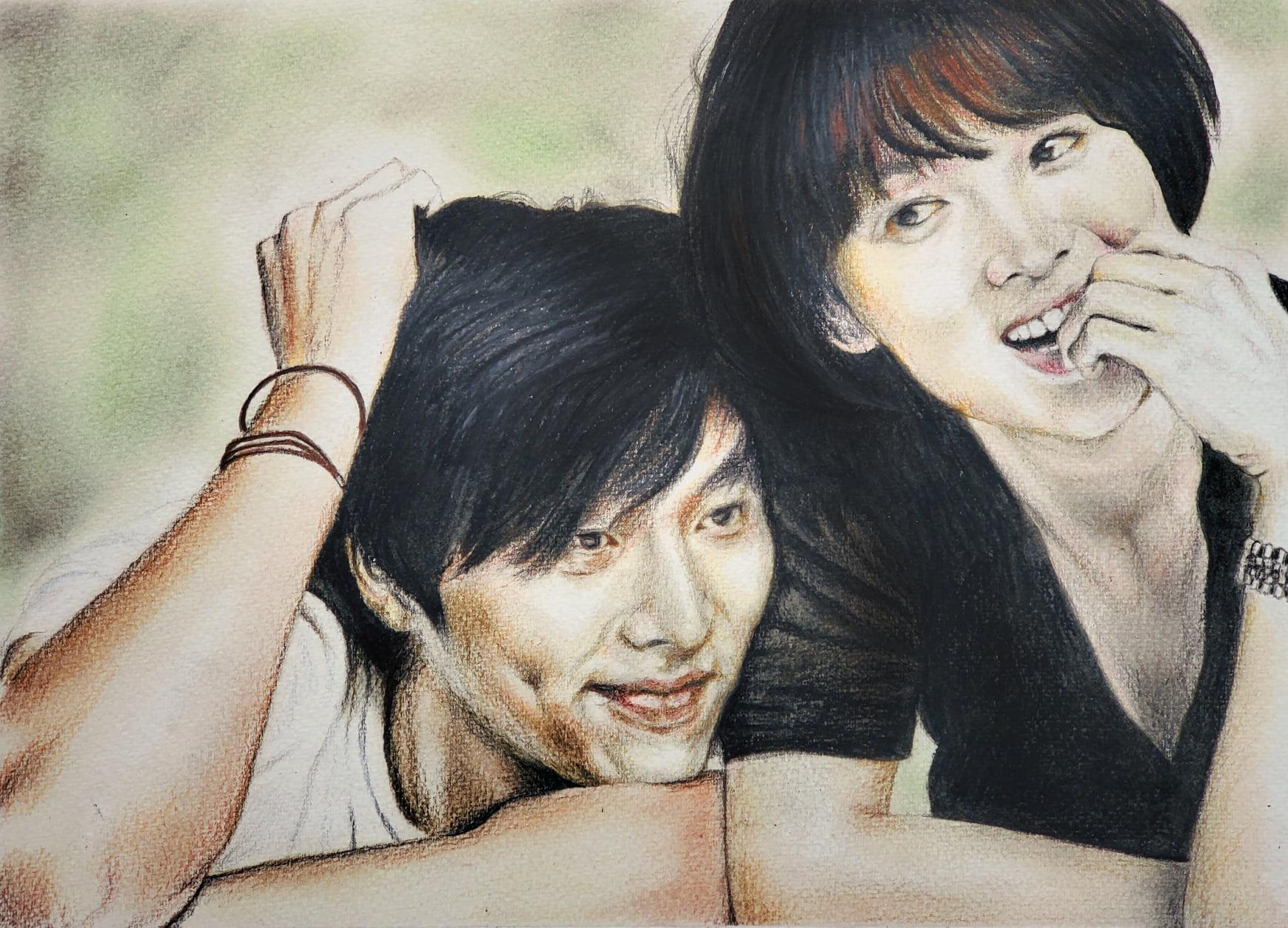 { en: 'Amazing Gallery', cn: ' 藍天畫室' } 2