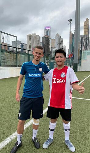{ en: 'Total Football Hong Kong', cn: 'Total 香港足球訓練課程' } 1