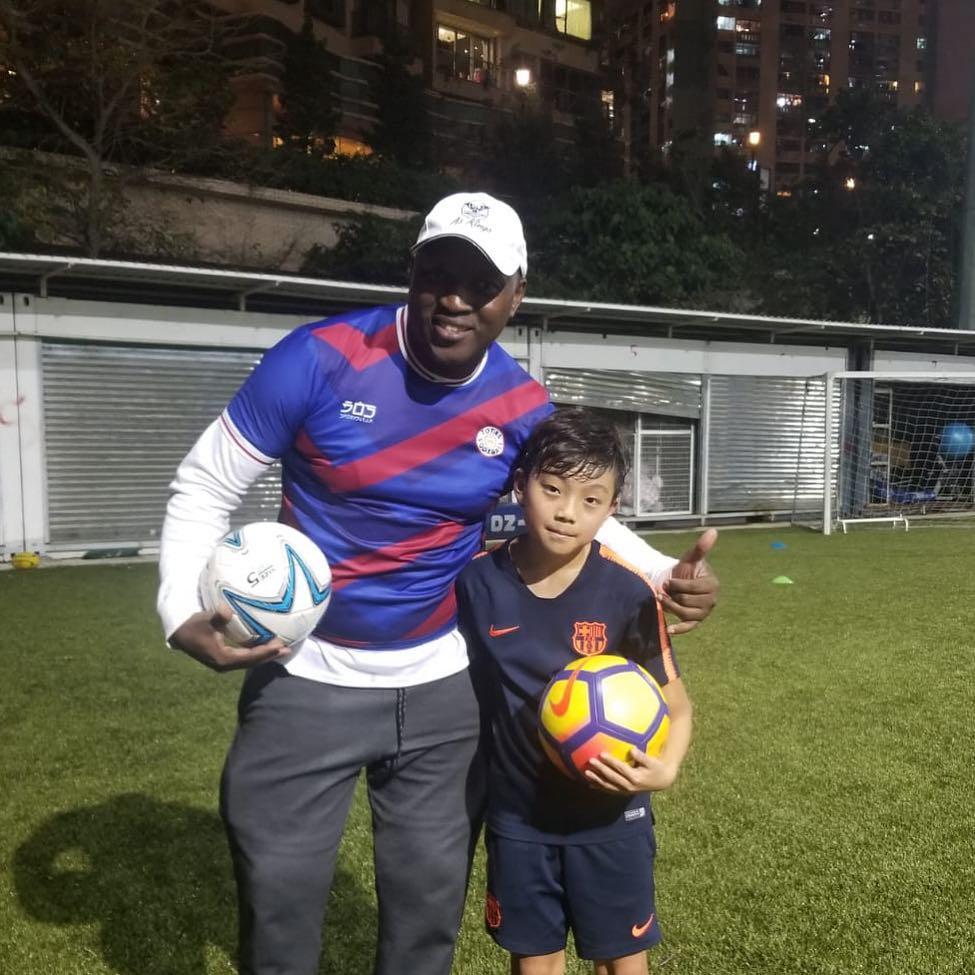 { en: 'Total Football Hong Kong', cn: 'Total 香港足球訓練課程' } 2