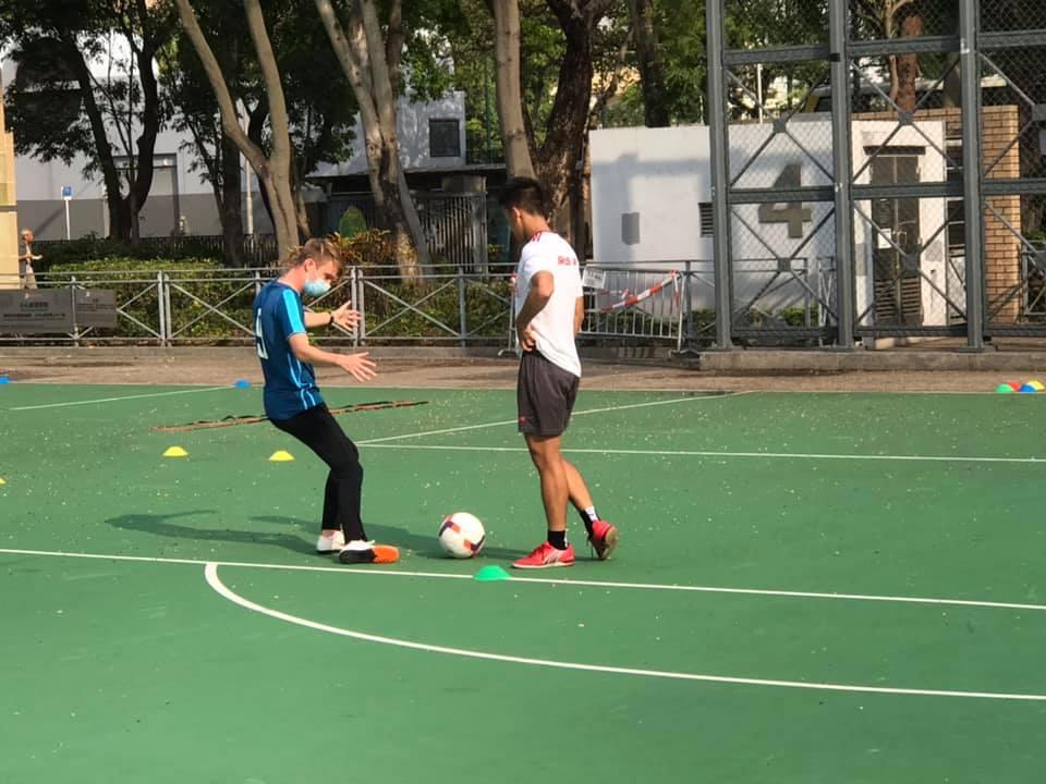{ en: 'Total Football Hong Kong', cn: 'Total 香港足球訓練課程' } 4