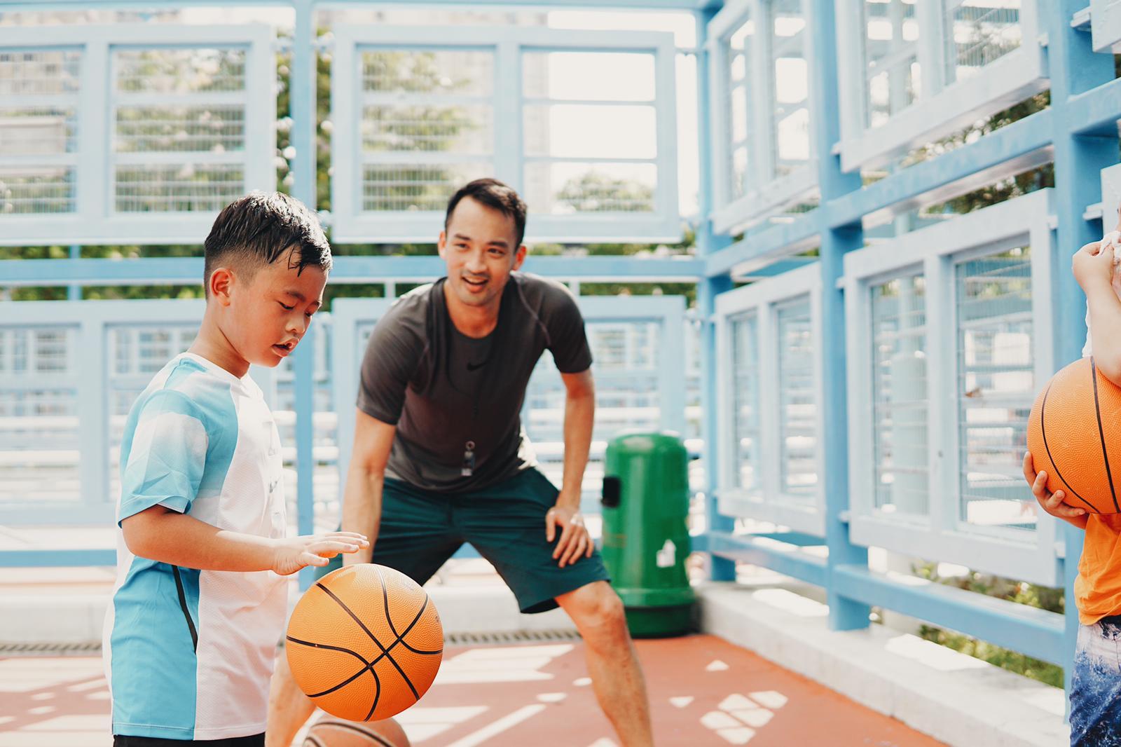 ELV -  Basketball Fundamentals & HIIT Fitness